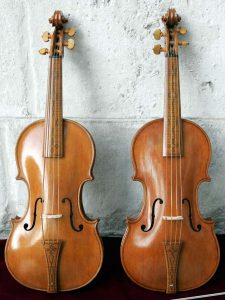 Image of two violins