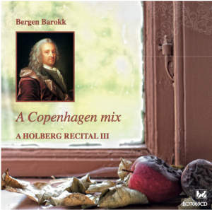 Front cover of A Holberg Recital 3